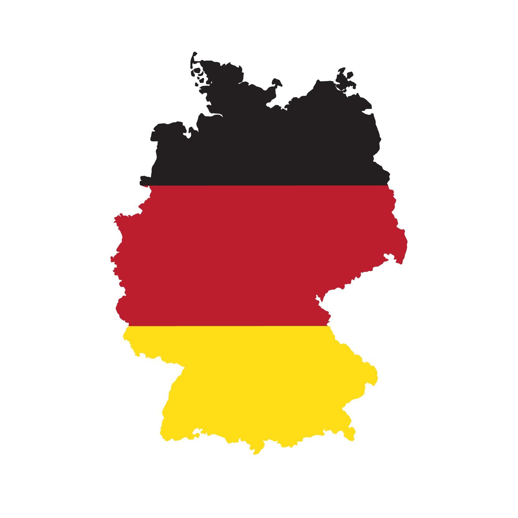 Deutschland Logo bundesweit